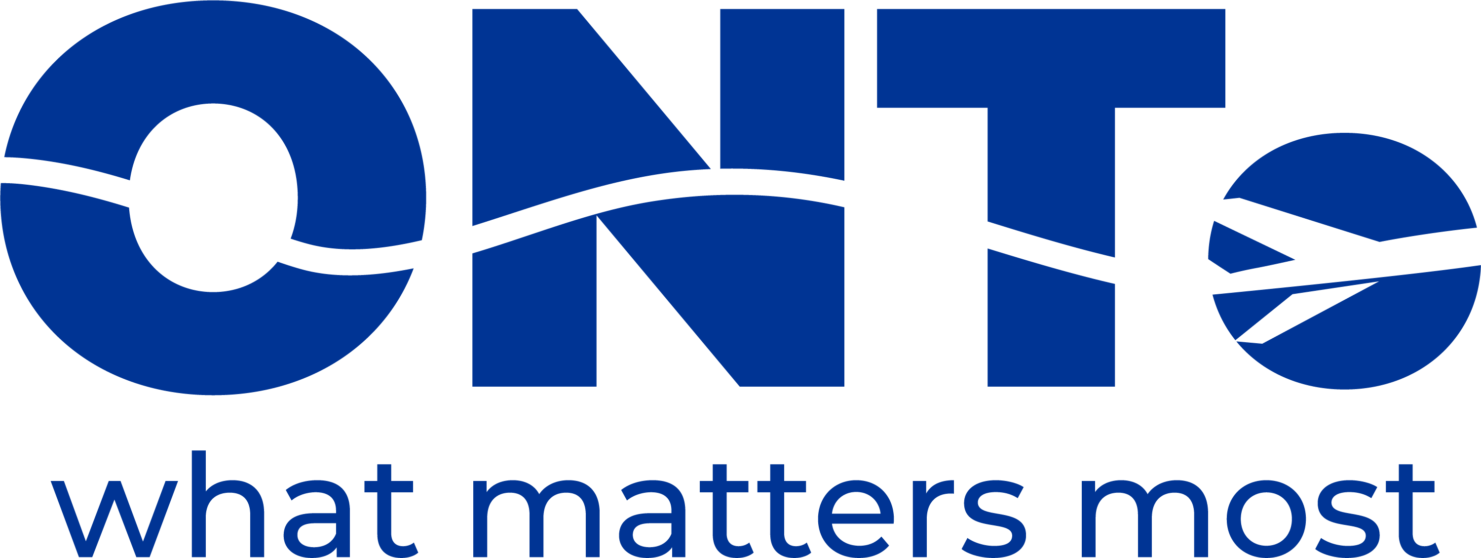 Logotipo de ONTo What Matters Most