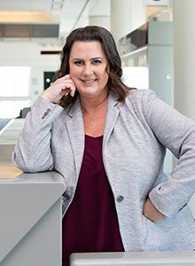 Michelle Brantley Title - Chief Planning Officer